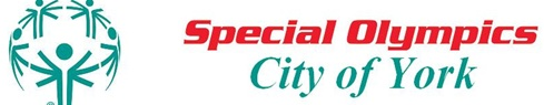 Special Olympics City of York Logo