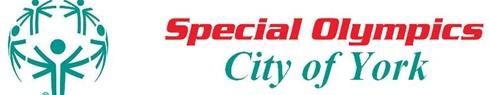 Special Olympics City of York Logo
